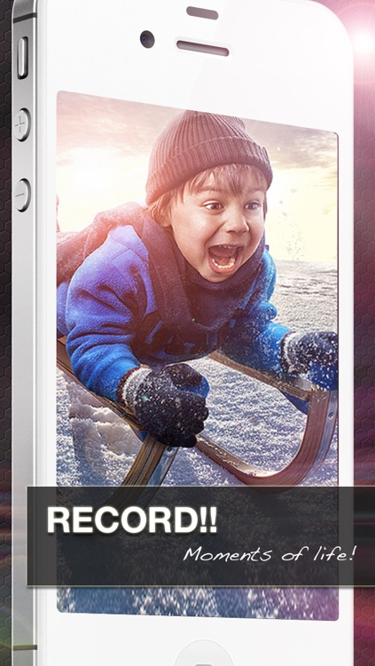Record!! - Instant Video Recorder