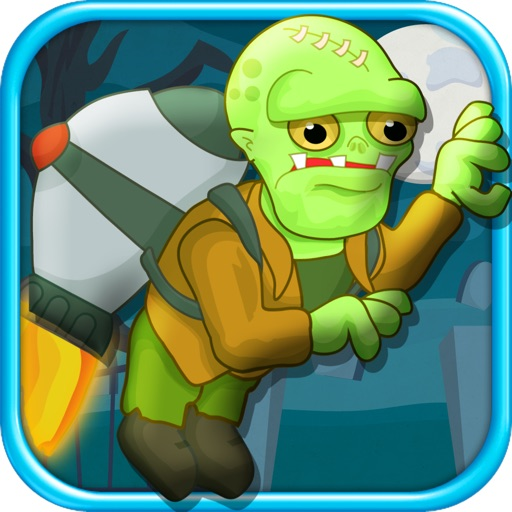 Jetpack Zombie Shooter FREE!