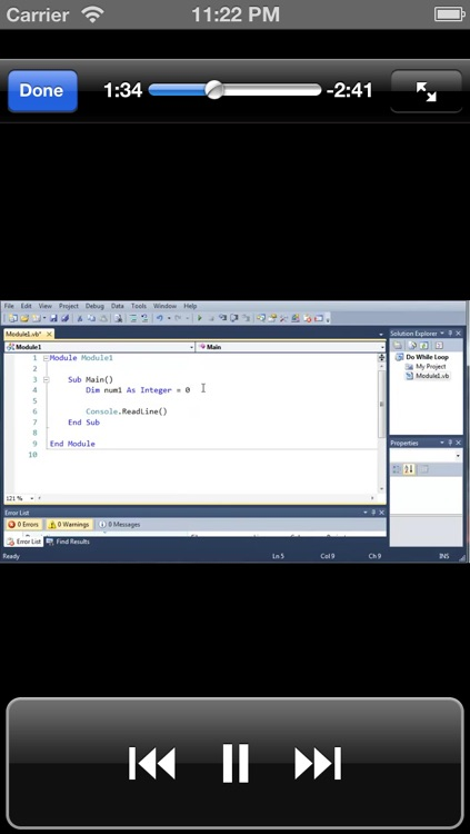 Learn For Visual Basic