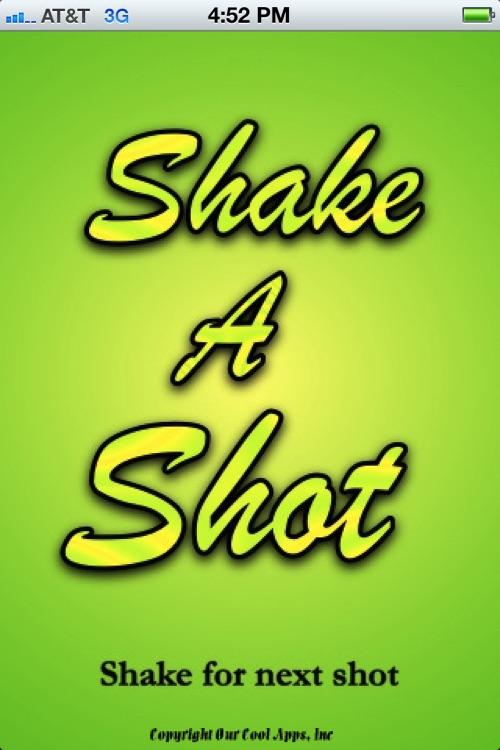 Shake A Shot