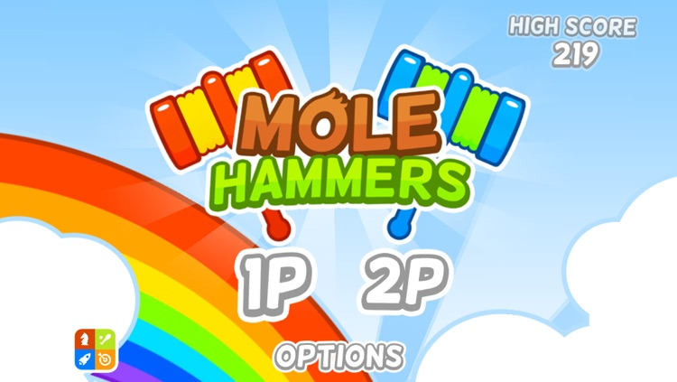 Mole Hammers screenshot-1