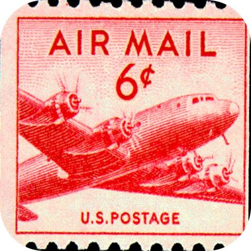 U.S. Postage Stamps--V2 1948-1987