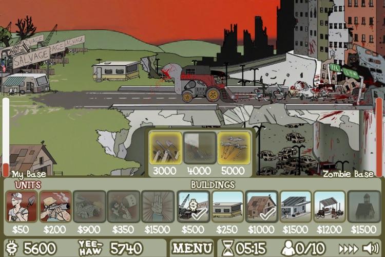 Zombie Trailer Park screenshot-4