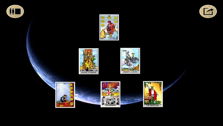 Tarot eCards screenshot-3