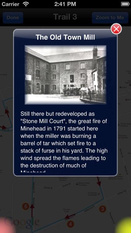 Minehead Town Guide screenshot-4