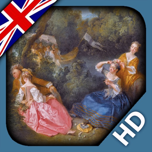 From Watteau to Fragonard, les fêtes galantes HD