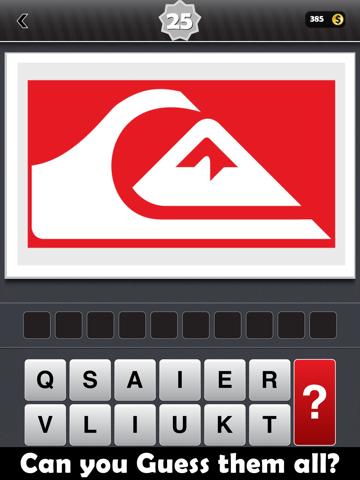 ロゴスゲス(世界のブランドとロゴのトリビアクイズゲーム)のおすすめ画像1