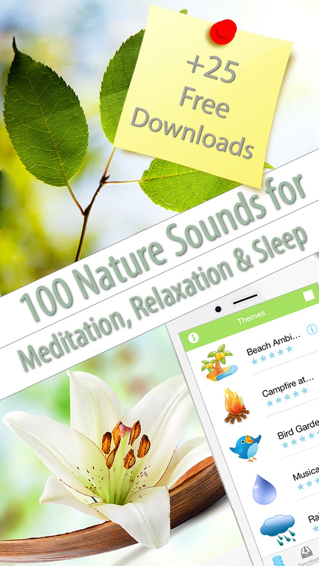 Relaxing Nature Scenes (helps To Relax Meditate Sleep And Yoga) review screenshots