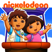 Dora & Diego's Sticker Safari HD