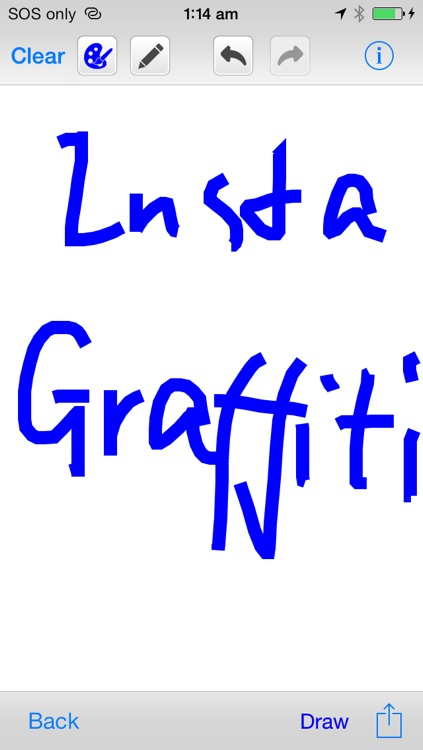 CheckItOut InstaGraffiti Lite - Free Photo Editor Annotate Anything And Post To Instagram, Facebook or Flickr!