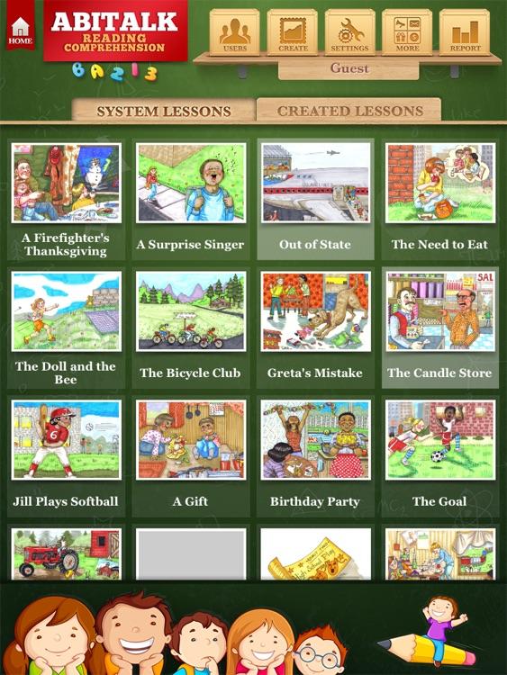 1st Grade Reading Comprehension Fiction Free
