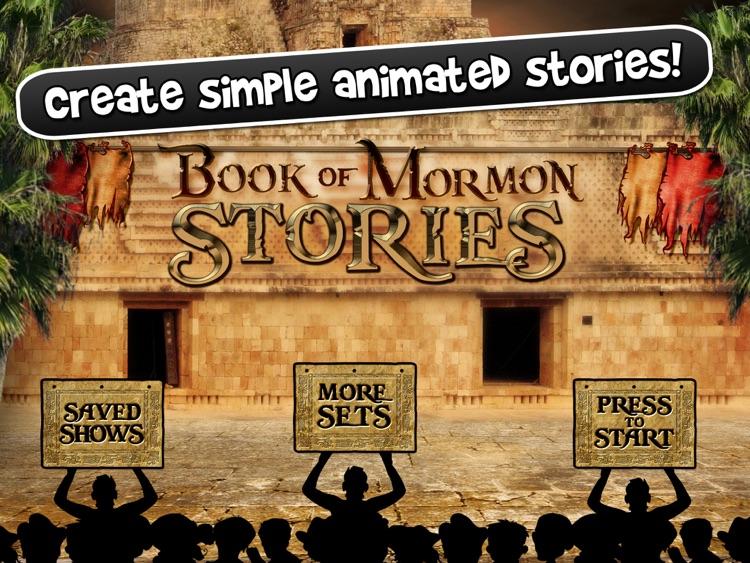 Book of Mormon Stories HD Director's Pass