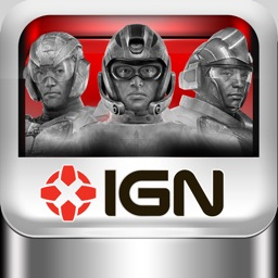 IGN App For PlanetSide 2