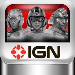 IGN App For PlanetSide 2