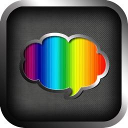 Color Text Messages - Send Color SMS Message Pics