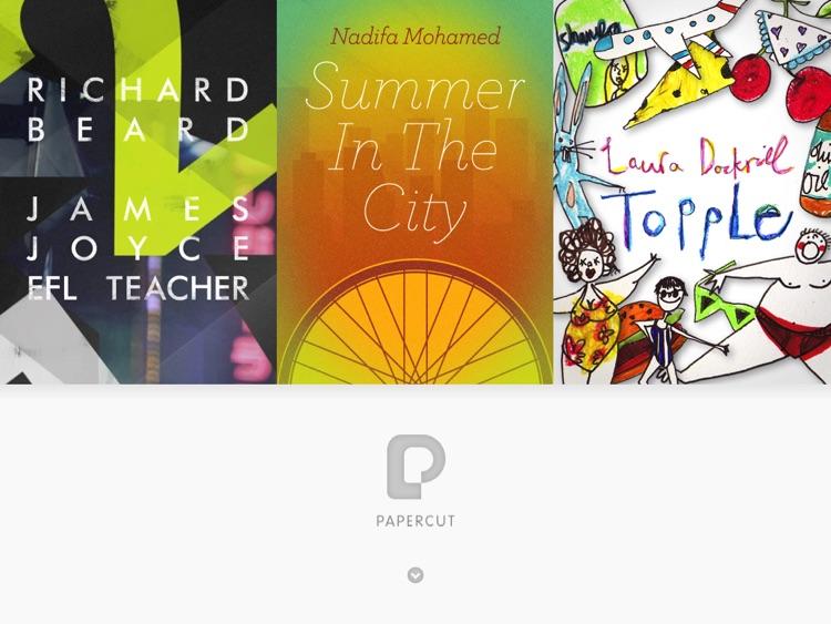 PAPERCUT - Enhanced Reading Experience