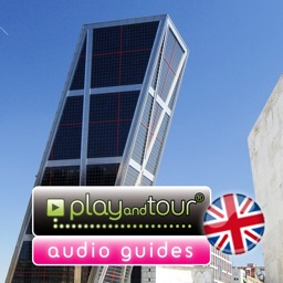 Madrid touristic audio guide (english audio)