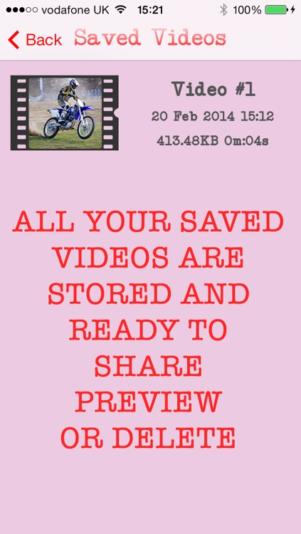 Fast Slow Video Creator - Make slow motion and fast videos screenshot-4