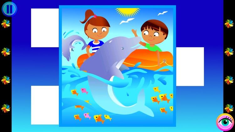 Wee Kids Puzzle Free screenshot-4