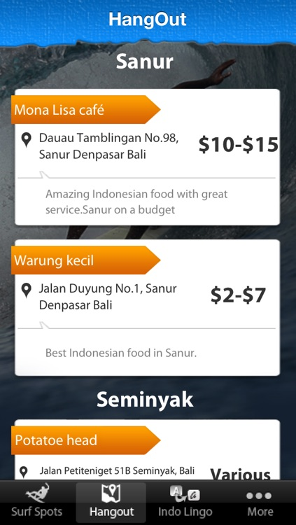 Bali Surf Guide screenshot-4