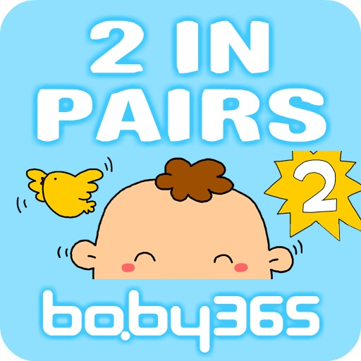 2 in pairs-baby365 icon