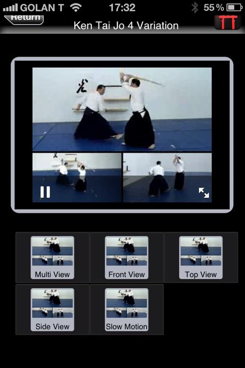 Aikido Weapons screenshot-3