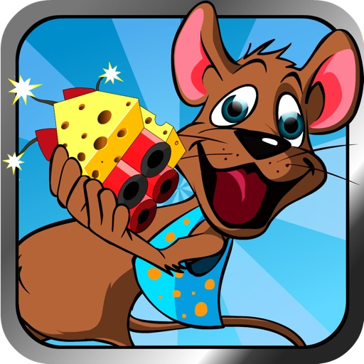 Mouse Kabomb Chase Pro Version - Endless Racing Game