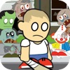 Timmy Doodle - The Escape from Zombieville - iPhoneアプリ