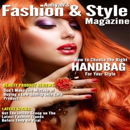 Aaliyahs Fashion and Style Magazine