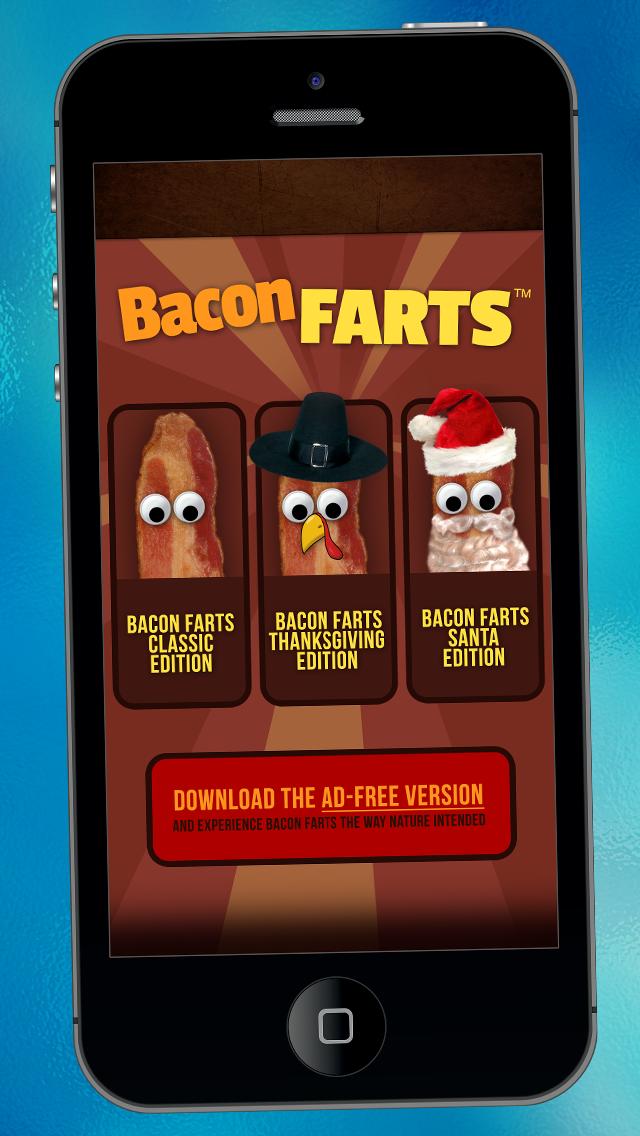 Bacon Farts Free Fart Sounds - Soundboard App - Revenue