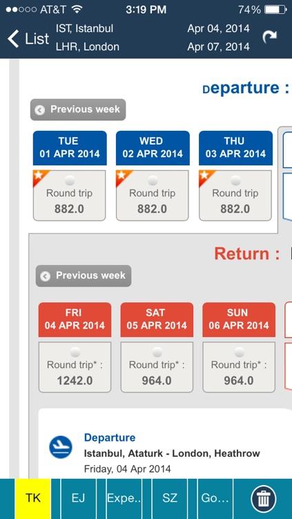 Istanbul Ataturk Airport +Flight Tracker IST SAW Sabiha Turkish screenshot-4