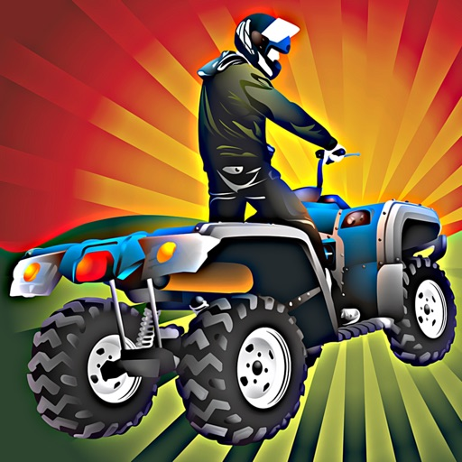 3D Fun Racing 4x4 Off-Road ATV Driving Simulator Game By Top Awesome Truck-er Race-Car Games For Teen-s Kid-s & Boy-s Pro