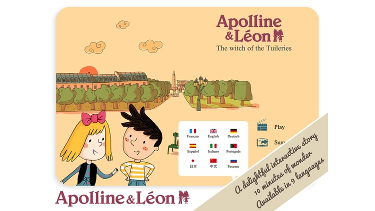 Apolline & Leon screenshot-0