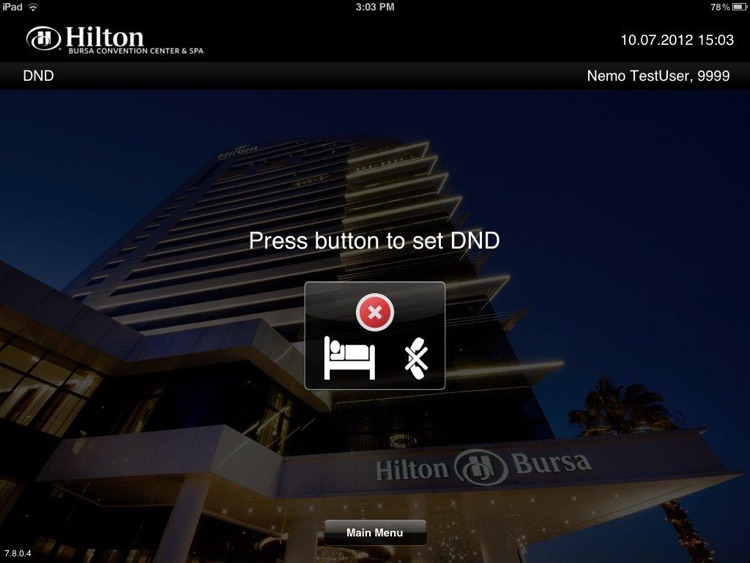 Hilton Bursa screenshot-1