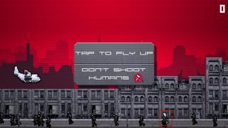 Zombie Gunship Arcade screenshot three