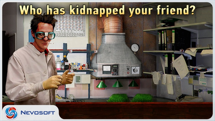 Mysteryville 2 lite: hidden object crime investigation screenshot-3