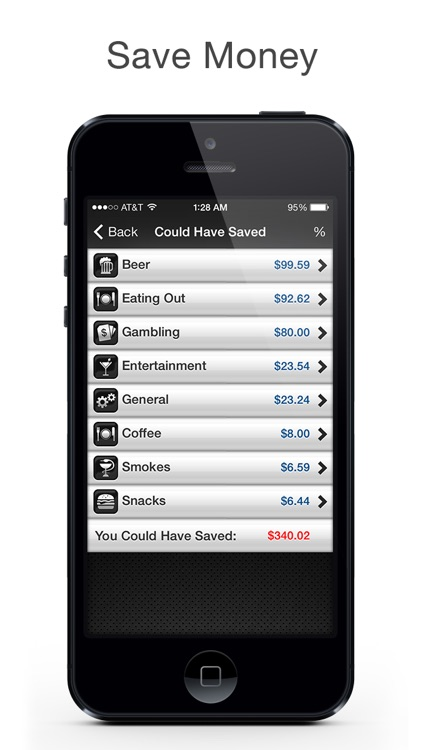 Budget Saved Personal Finance Planner App Canada - To bank, save money, debt assistant and cashflow - Smart mobile banking screenshot-3