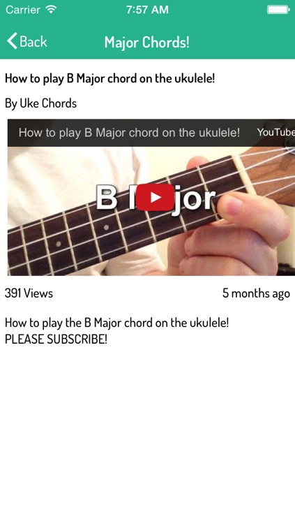 Ukulele Guide - Best Video Guide screenshot-4