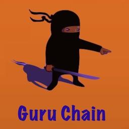 Guru Chain-Ninja War Battle to save the Ninja Art