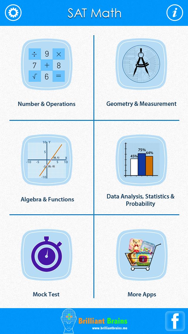 SAT Math Review : Free Edition screenshot two