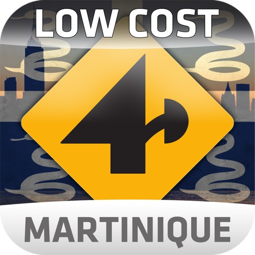 Nav4D Martinique @ LOW COST