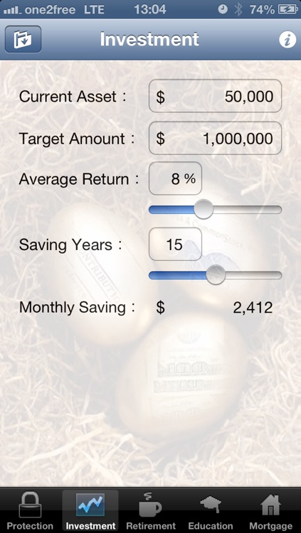FinPlan - Financial Planning Tools screenshot-1
