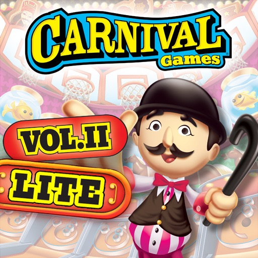 Carnival Games® vol. 2 Lite icon