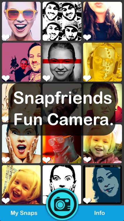 Snapfriends - Selfie Camera