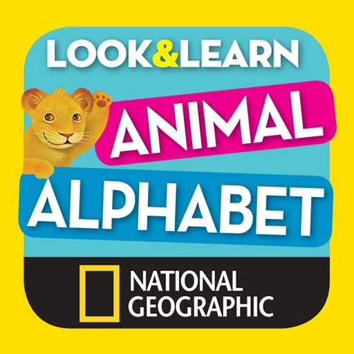 Look & Learn: Animal Alphabet
