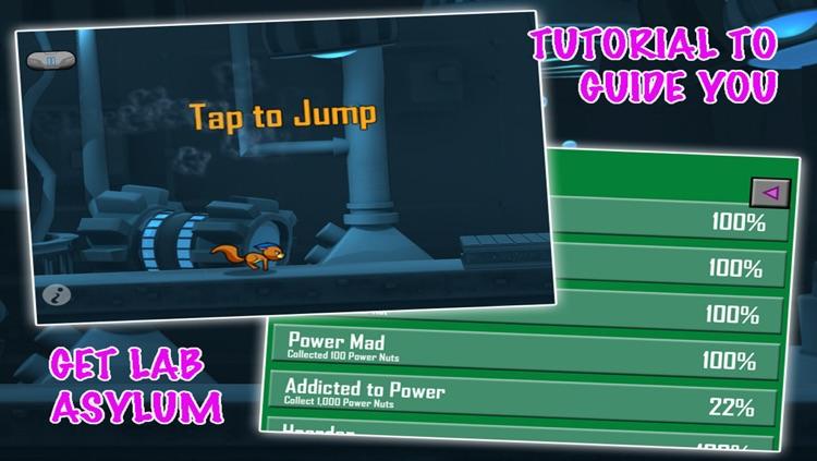 Lab Asylum - Run and Escape! screenshot-4