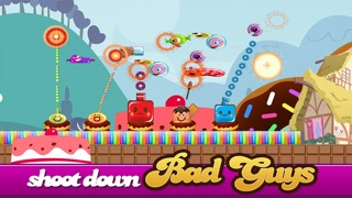 Candy Land Defense - Fun Castle of Fortune Shooting Game FREE-1