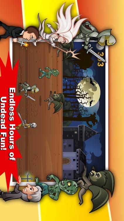 Vampire Hunter - Slayer of The Undead Free Running Action Game screenshot-4