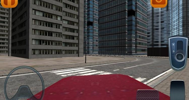 Car transporter parking game screenshot-3