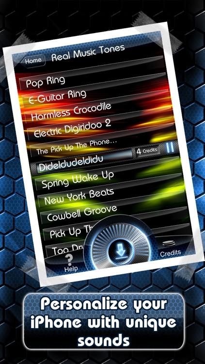 Deluxe Ringtones screenshot-3